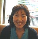 韓国語講師 ハスンボク先生